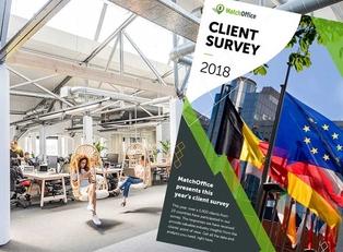 The client survey 2018 reduced