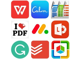 Office apps top