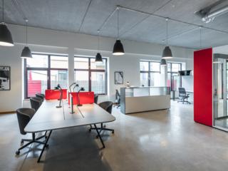 Mehr Informationen über Coworking: Frankfurt am Main, Kölner Str.