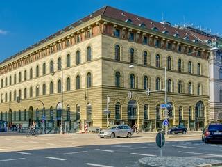 Mehr Informationen über Coworking: Munich, Ludwigstrasse