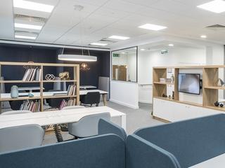 Lees meer over een full service kantoorruimte: Amsterdam, Trompenburgstraat