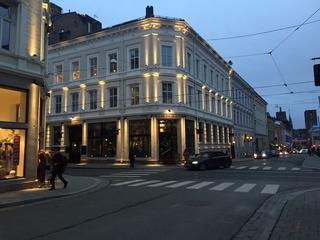 Se ytterligere detajler vedrørende kontorhotellet: : Oslo, Kristian Augusts Gate