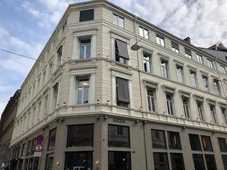 Se ytterligere detajler vedrørende kontorhotellet: : Oslo, Universitetsgaten