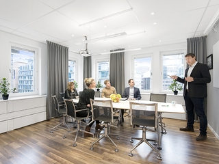 Få mer information om aktuellt kontorshotell: Stockholm City, Stockholm, Vasagatan