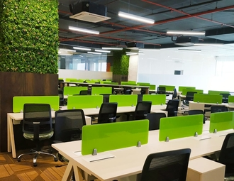 Coworking, Mumbai Central, Kontor Space