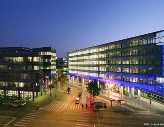 Business center, Vienna, Am Euro Platz
