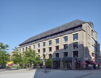 Virtual office, Ottignies-Louvain-la-Neuve, Place de L'université