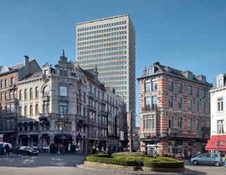 Office, Brussels City Center, Joseph Stevensstraat