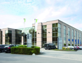 Business center, Mechelen, Generaal de Wittelaan