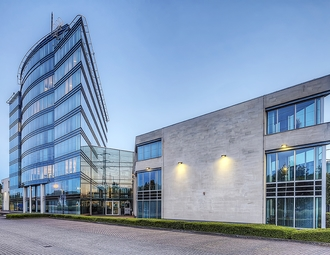 Business center, Mechelen, Blarenberglaan