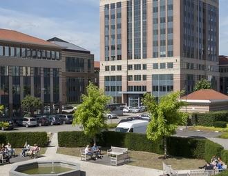 Business center, Mechelen, Schaliënhoevedreef