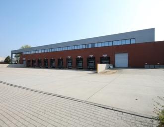 Business center, Antwerp, Molenberglei