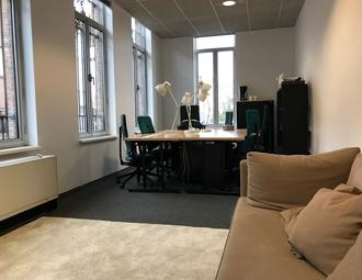 Business center, Gent, Kerkstraat