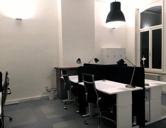Business center, Gent, Willem Tellstraat