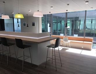 Business center, Zürich, Richtistrasse