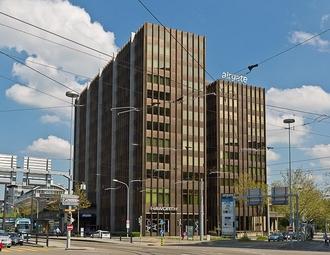 Business center, Zürich, Thurgauerstrasse