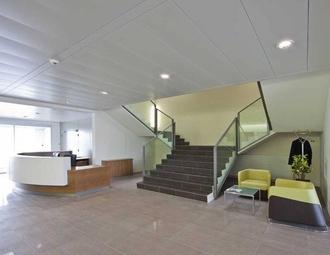 Business center, Genf, Route de Crassier