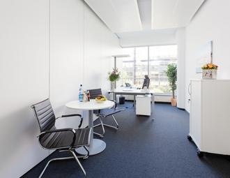 Business center, Frankfurt am Main, Mainzer Landstraße