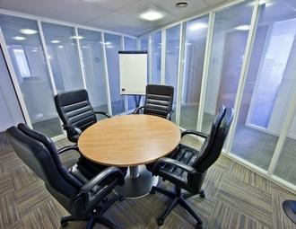 Meeting room, Darmstadt, Platz der Einheit