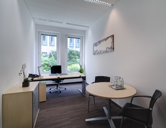 Business center, Hamburg, Kurze Mühren
