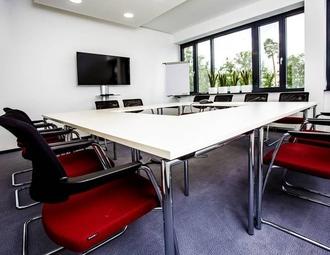 Business center, Darmstadt, Robert-Bosch-Str.