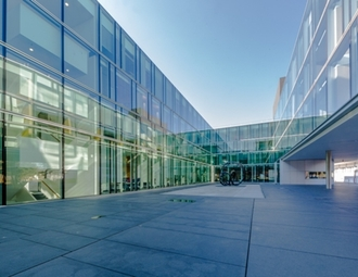 Business center, Darmstadt, Berliner Allee