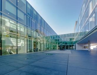 Business center, Darmstadt, Berliner Allee