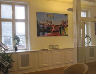 Office, Odense C, Gråbrødre Plads