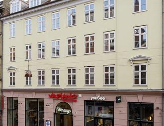Business center, København K, Frederiksborggade