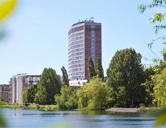 Business center, Frederiksberg C, Gl. Kongevej