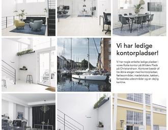 Business center, København K, Wilders Plads