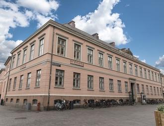 Business center, Odense C, Gråbrødre Plads