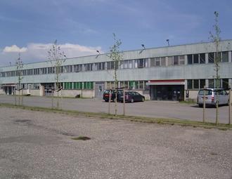 Business center, Antwerp, De Wolkammerij, A.Greinerstraat