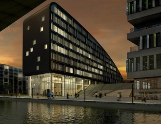 Lees meer over een full service kantoorruimte: Amsterdam, Piet Heinkade