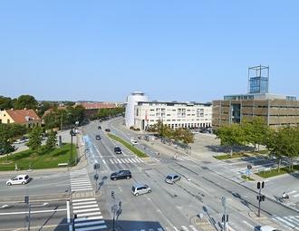 Business center, Hellerup, Strandvejen