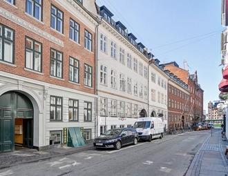 Office, København K, Vestergade,