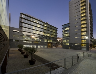 Business center, Barcelona, Carrer de Can Ràbia