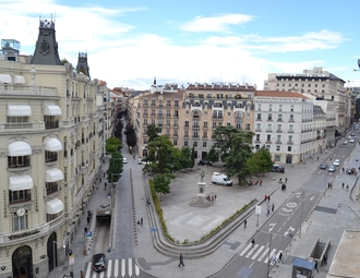 Business center, Madrid Centro, Plaza de las Cortes
