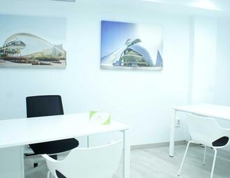 Business center, Valencia, Carrer de Colón
