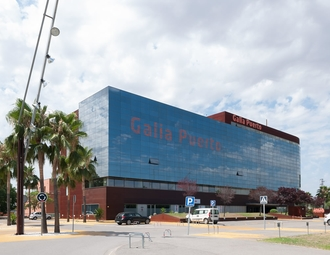 Business center, Seville, Carretera de la Exclusa nº