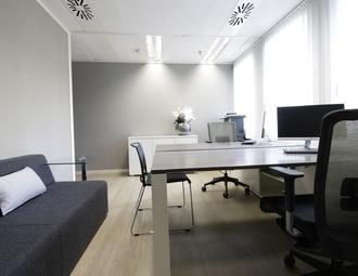 Business center, Eschborn, Mergenthalerallee