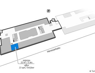 Business center, Dresden, Freiberger Strasse
