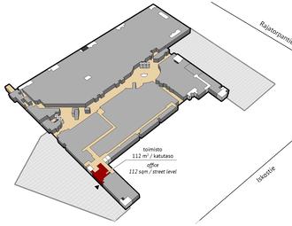 Business center, Berchem-Sainte-Agathe, 584
