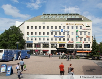 Business center, Vienna, Office Park I, Top B