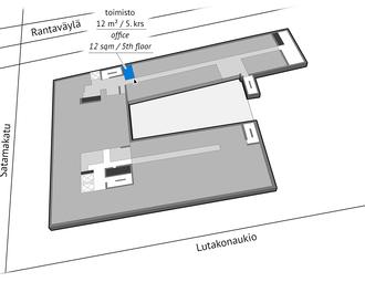 Business center, Asse-Zellik, Pastoor Cooremansstraat