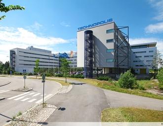 Business center, Vienna, Graben