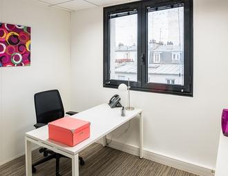 Business center, Paris, Rue Cardinet