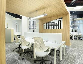 Business center, Paris, 1