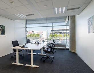 Business center, Saint-Dénis, Zac du Cornillon Nord, Porte E, Saint Denis
