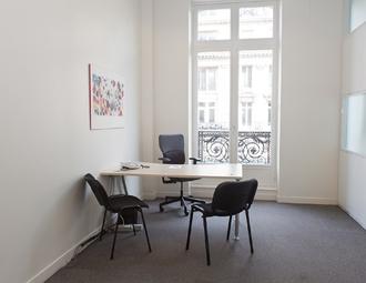 Business center, Paris, Avenue de l'Opéra